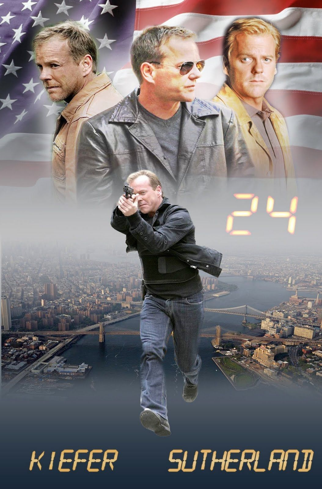 Kiefer Sutherland Documentales Cine Celebridades
