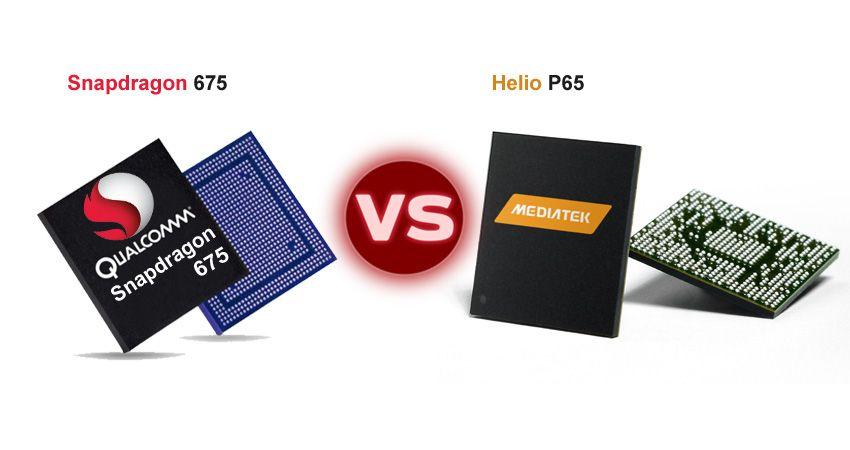 Mediatek helio p70 vs snapdragon 675