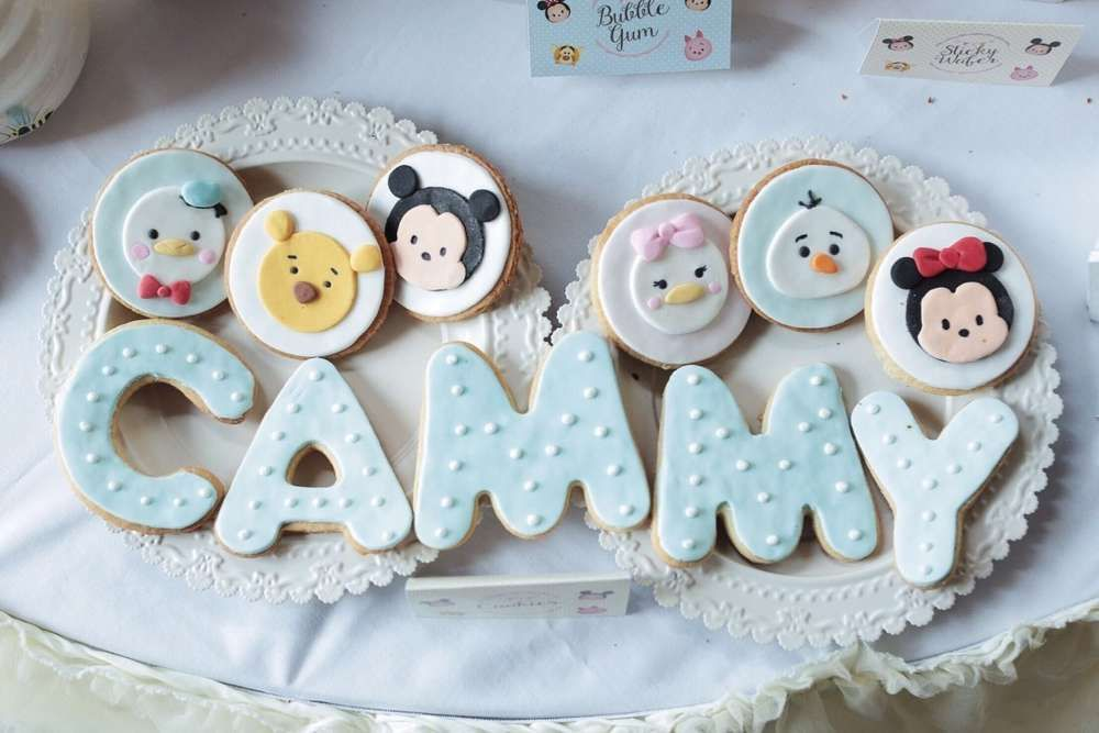Tsum Tsum Ideas Para Fiestas: Disneyworld Birthday Party Ideas