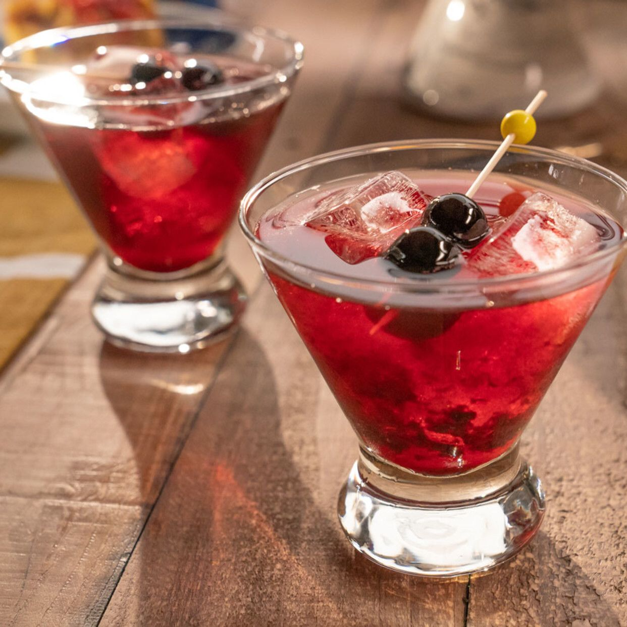 Black Cat Cocktail Recipe In 2020 Food Network Recipes Yummy Drinks Valerie S Home Cooking Recipes