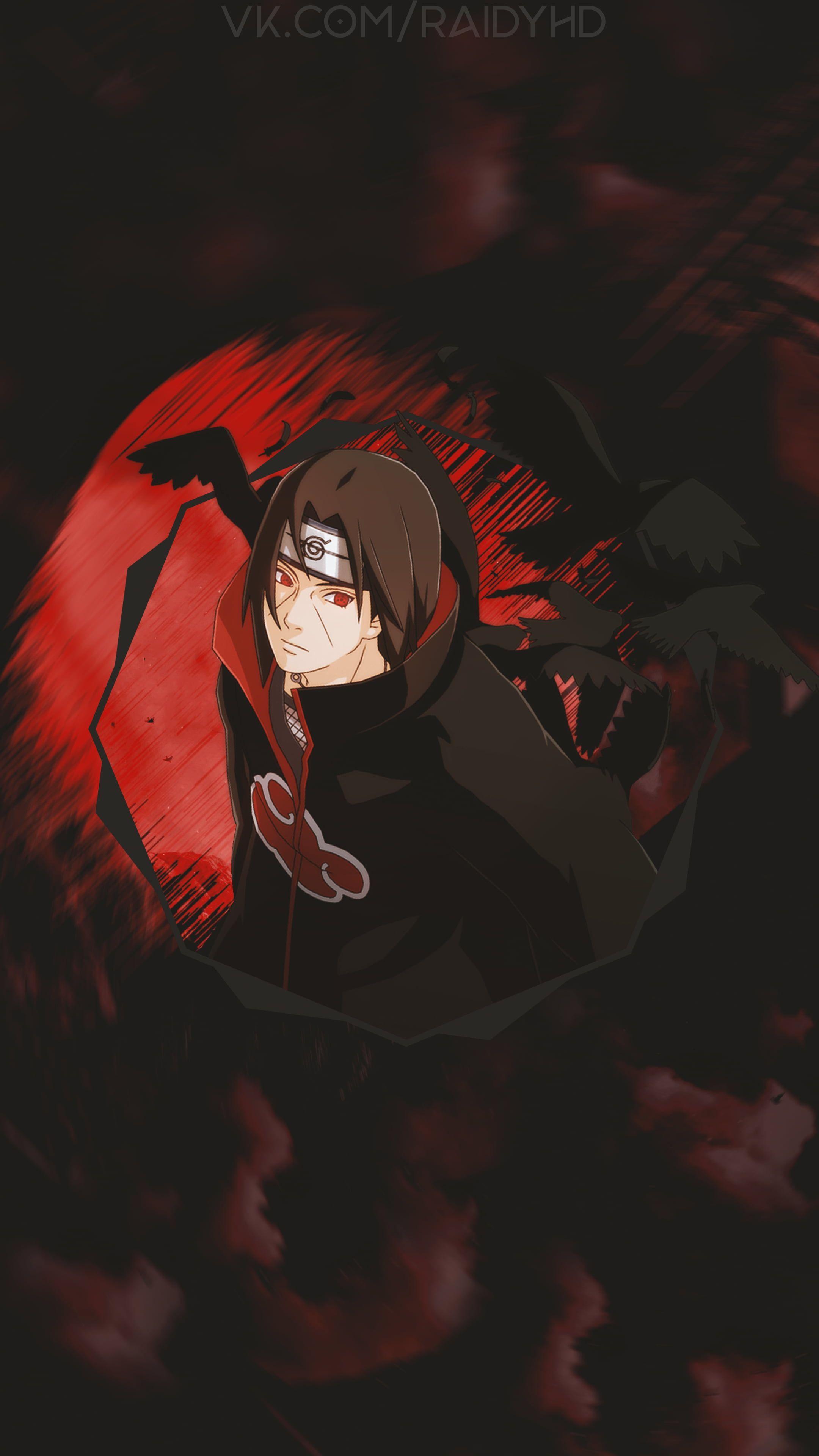 Picture In Picture Anime Boys Anime Uchiha Itachi 4k Wallpaper Hdwallpaper Desktop Anime Naruto Naruto Uzumaki Shippuden Naruto Art