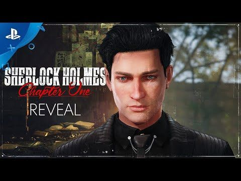 Sherlock Holmes Chapter One Reveal Trailer Ps4 Youtube In 2020 Chapter One Sherlock Holmes Famous Detectives