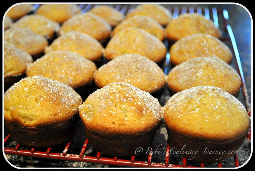 Apple Walnut Muffins | Bibi's Culinary Journey