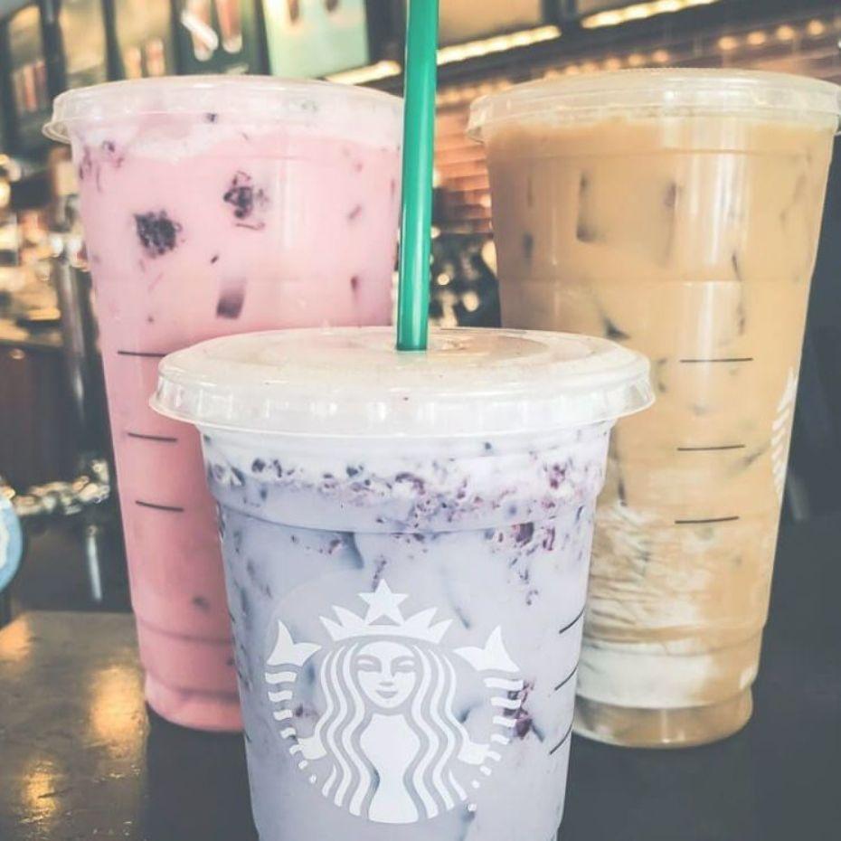 11 delicious Starbucks Drinks for kids (plus 4 Mom and Me pairings!) | kiddo&soul #healthystarbucksdrinks