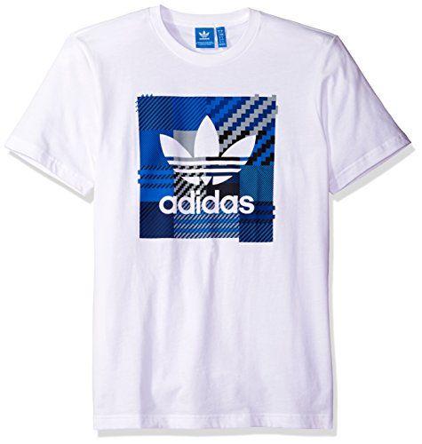 510e6dc2 adidas Originals Men's Graphic Trefoil Tee | Adidas | Adidas ...