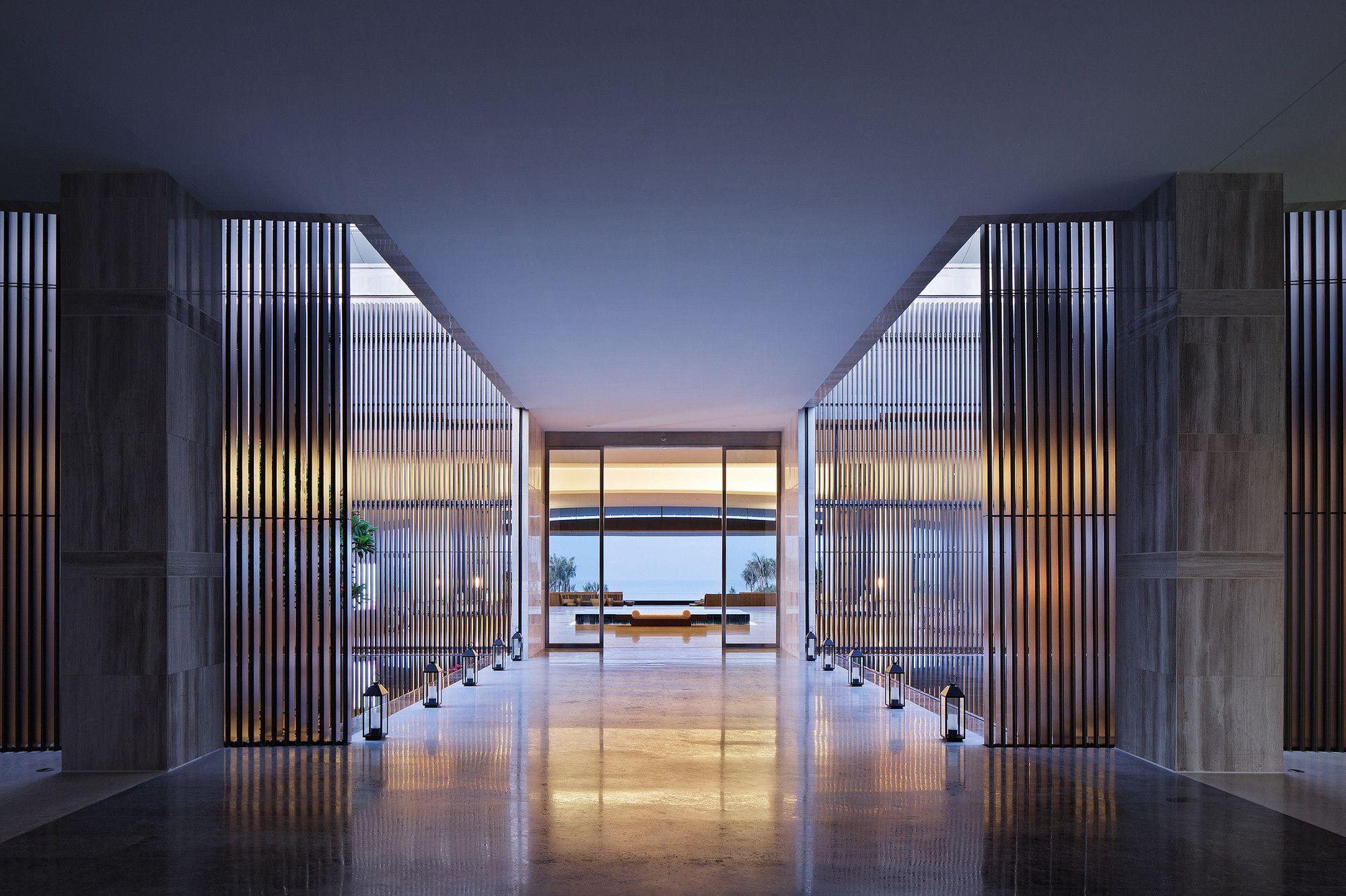 gallery of hainan blue bay westin resort hotel / gad - 3 | lobbies