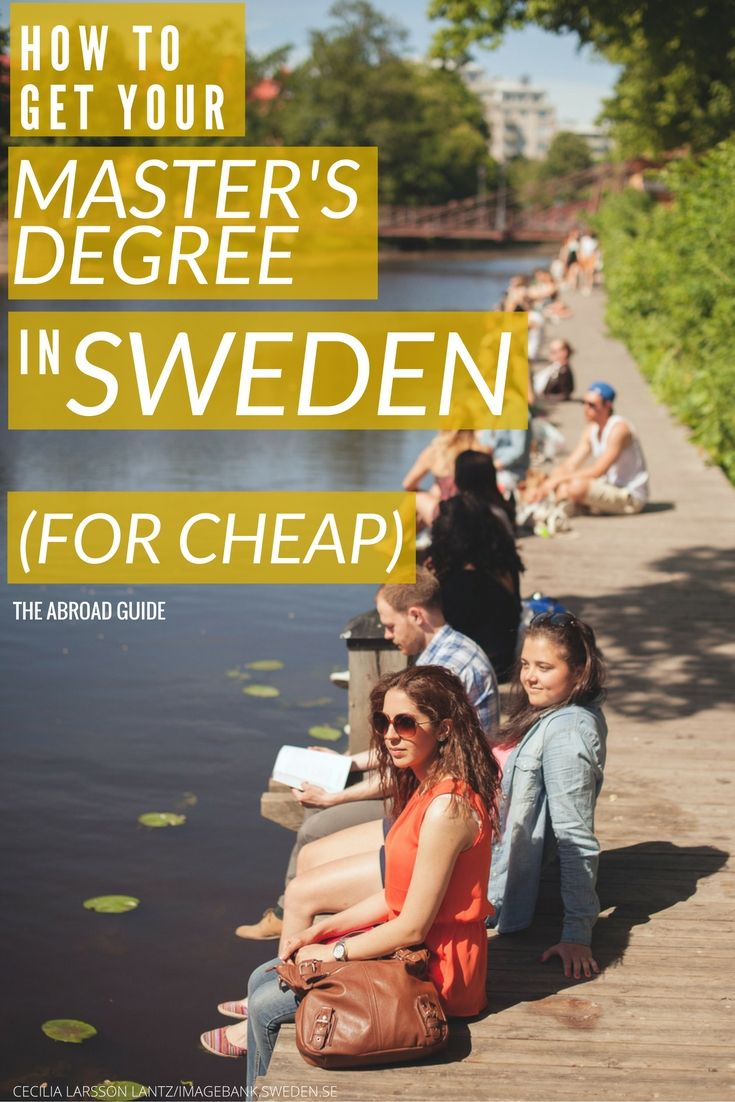 How to Study for Free in Sweden (Get a Free or Cheap