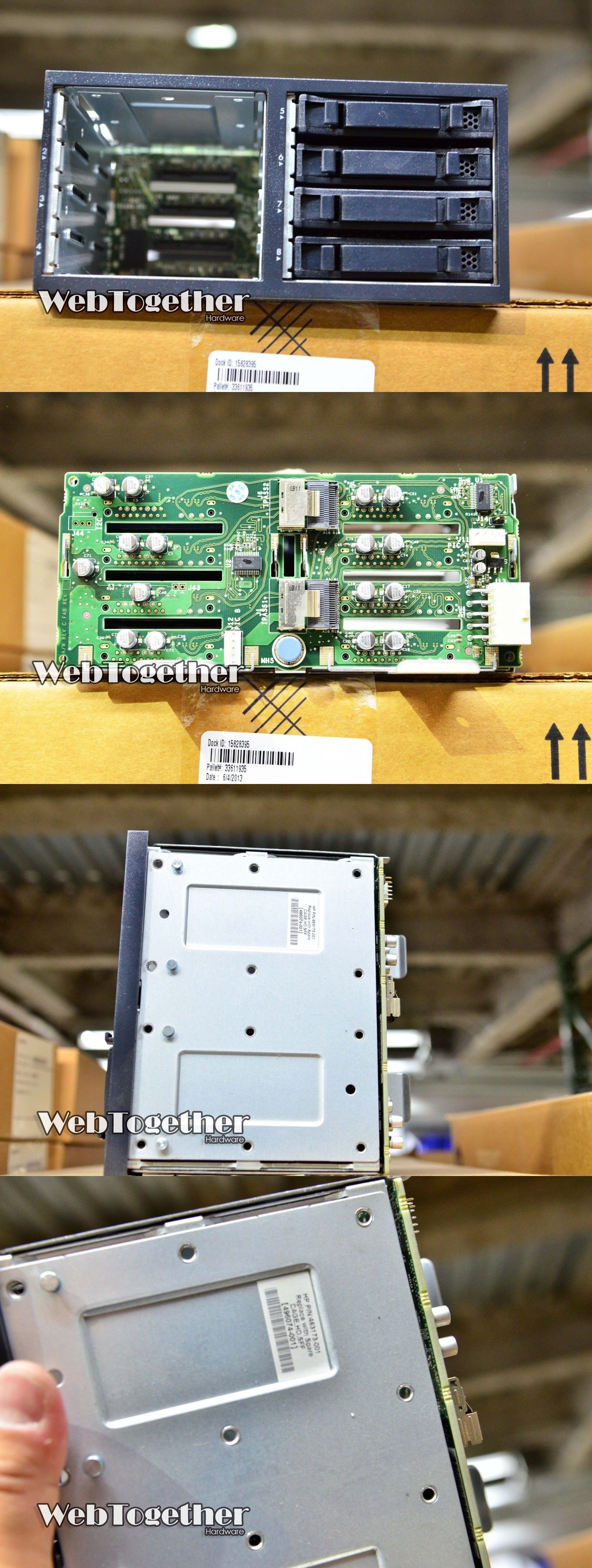 Other Ent Server Components 56092: Hp Dl380 G6 G7 8-Bay Sff