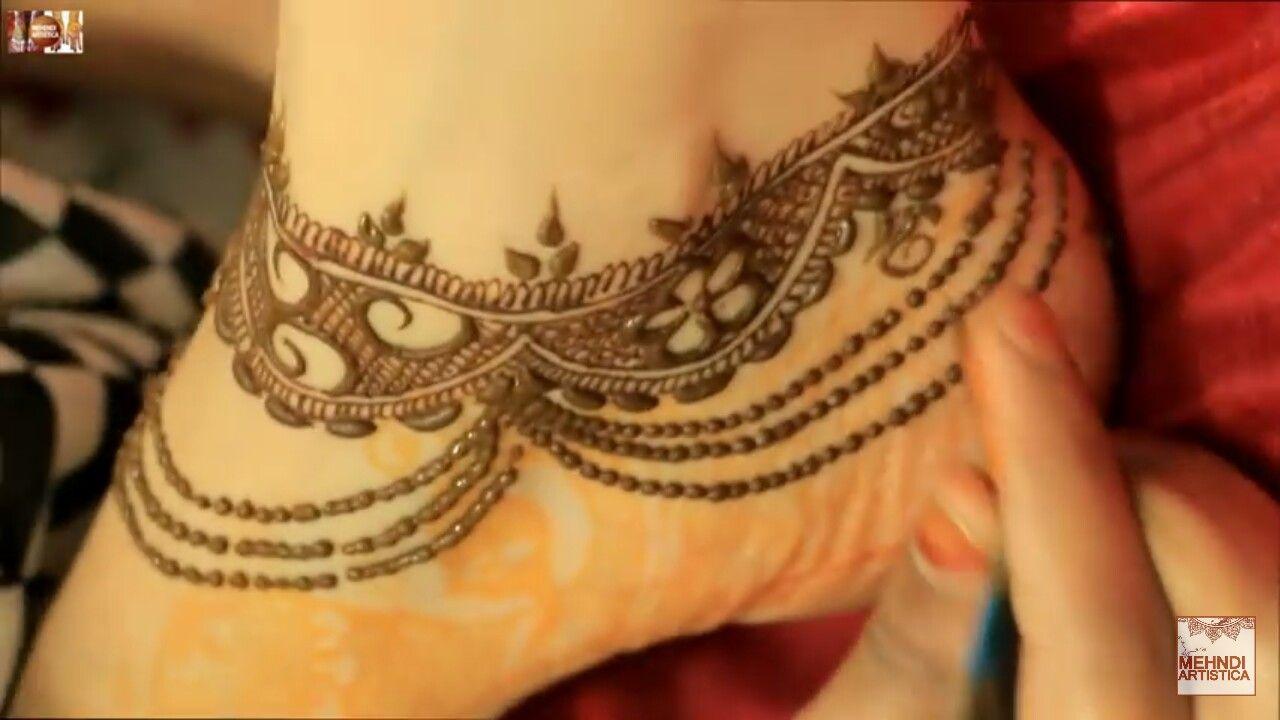 Mehndi Henna Butterfly : Ankelet henna hennas mehndi and mehendi