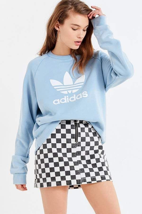 Adidas Originals Adicolor Trefoil warm up sudadera Products