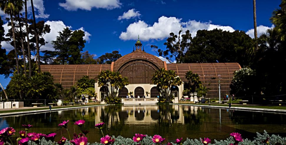 Visit The #SanDiego #Botanical Garden Fountain | #BalboaPark Http://www