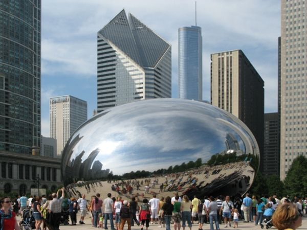 cloud gate. chicago. | places i want to see | pinterest | chicago