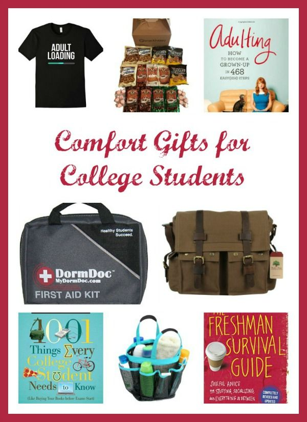 Comfort Gifts For College Students Creative Great Birthdays