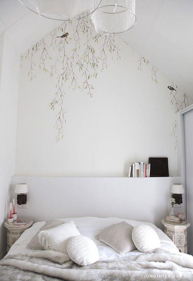 Slaapkamer #Ibizastyle #interieurstylist #interiorstylist ...