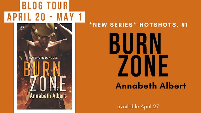 ✱✱Book Review✱✱ BURN ZONE by Annabeth Albert