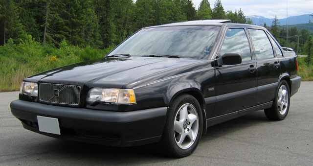 1995 Volvo 850 Turbo Volvo 850 Volvo Volvo Cars