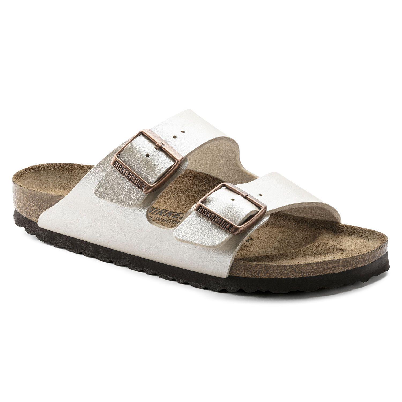 5952598c9d2108 Arizona Birko-Flor Graceful Pearl White