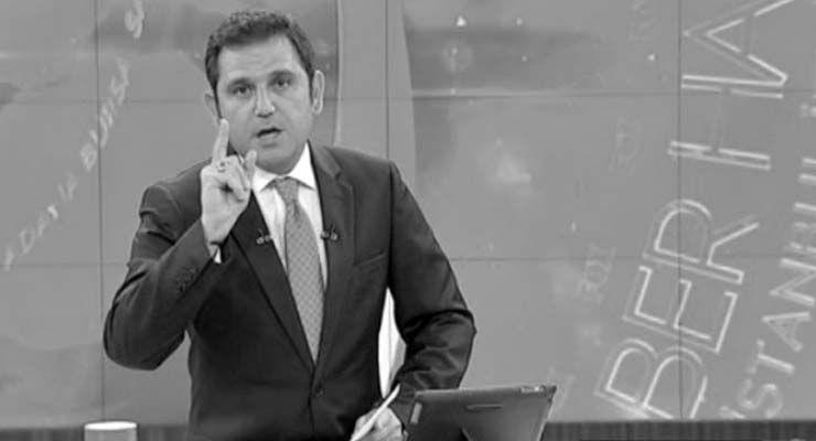 Gazeteci Fatih Portakal: Sabaha karşı kapım çalınır mı endişesi yaşıyorum