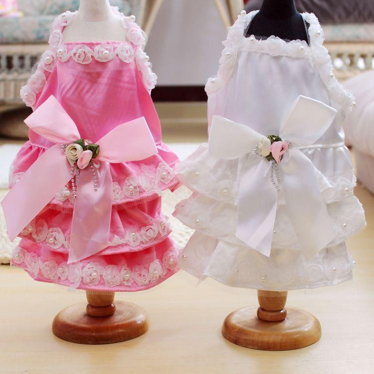 Priceness dog clothes patterns, dog wedding clothes,cheap ...