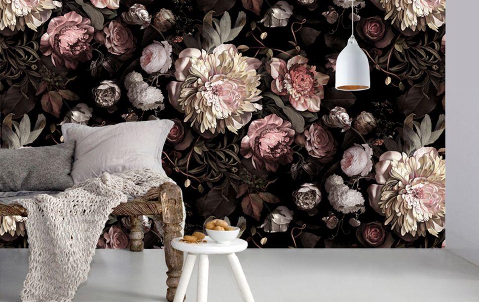 ellie cashman wallpaper dining room - Google Search