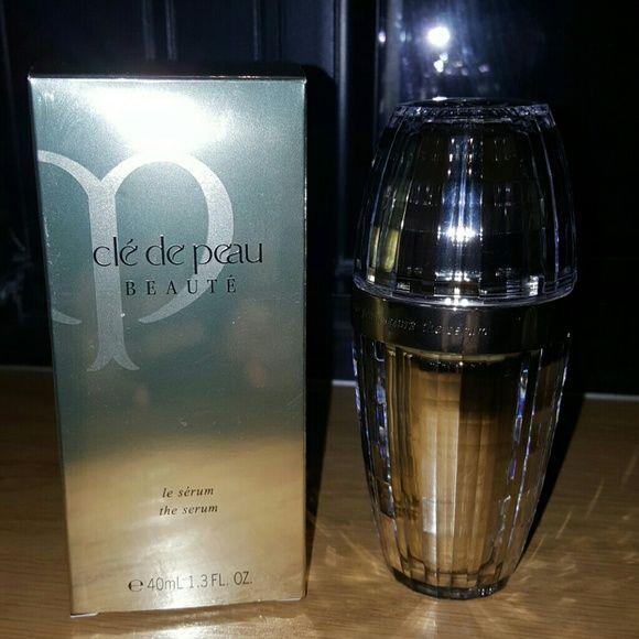 Cle De Peau -- La Serum Brand new in full size. Cle De Peau Other
