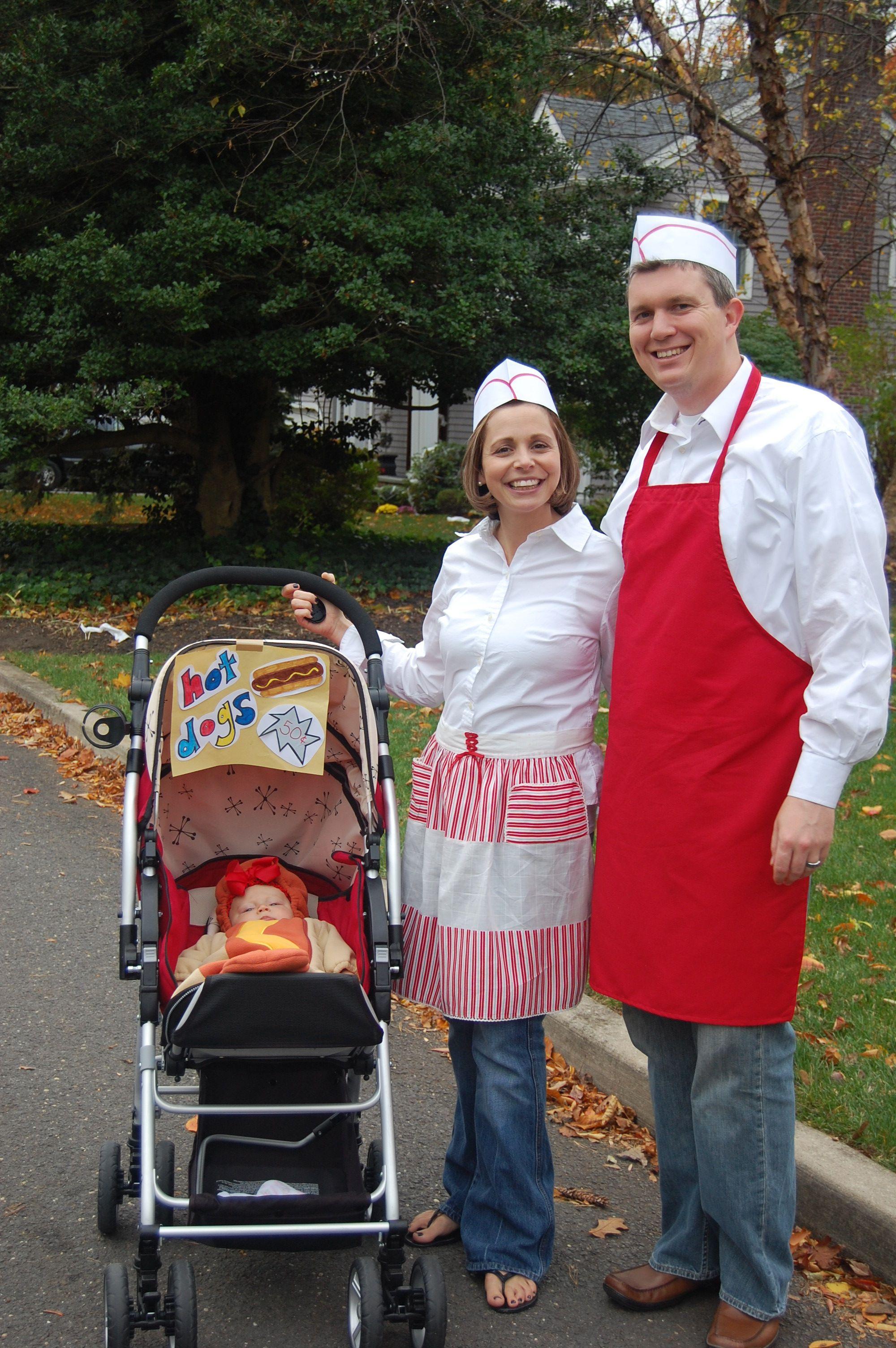 Cute Family Halloween Idea