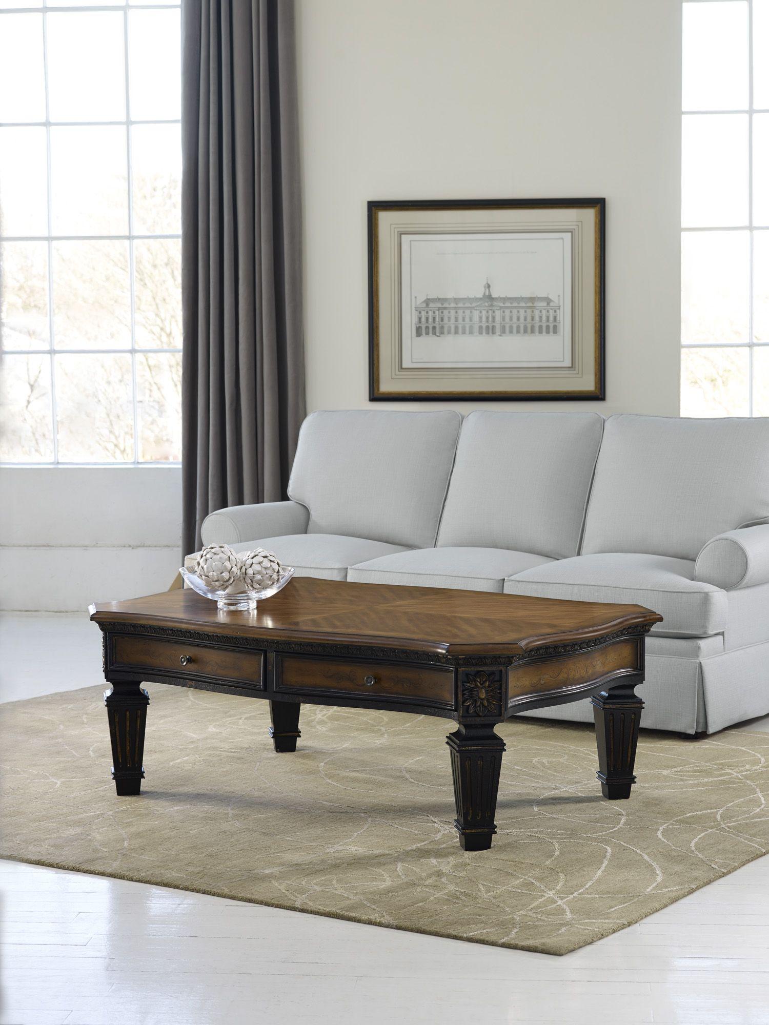 H Contract Furniture | 779 80 110 North Hampton Rectangular Cocktail Table