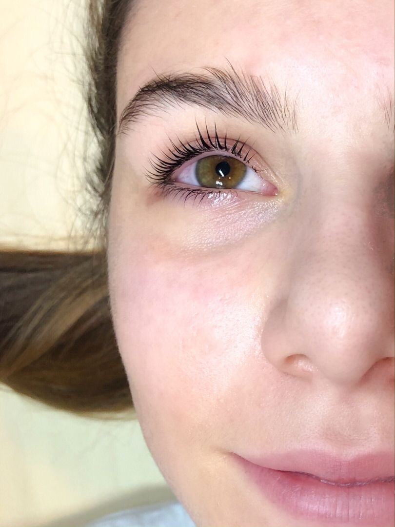 Enhance your natural lashes with a Lash Lift. Totally low ...