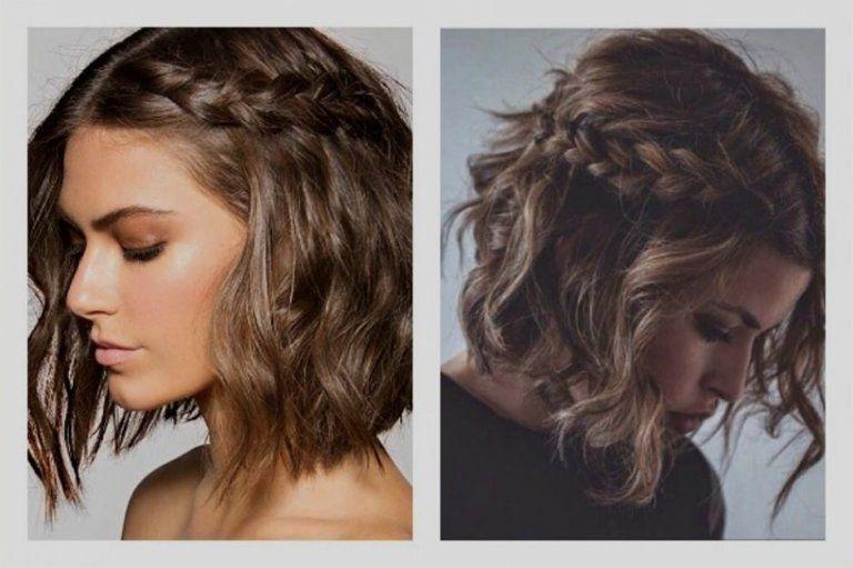 Peinados cabello corto para fiestas ¿Cuál te harás?  – Peinados
