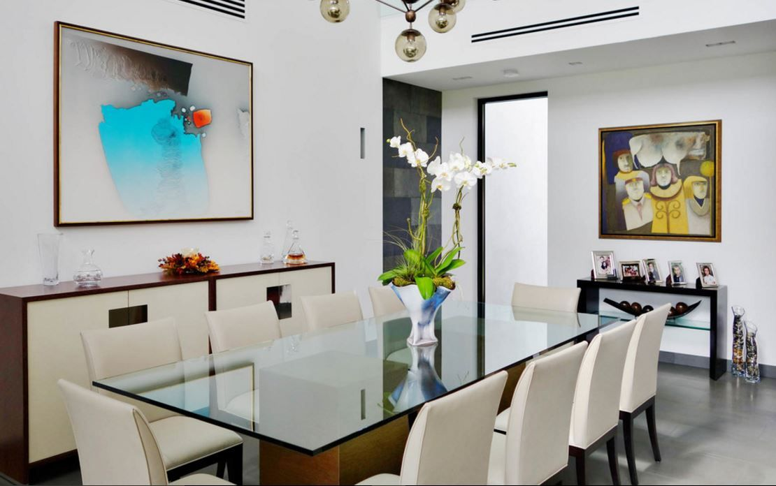 Dining Room Table Centerpieces Modern Dining Room Dining Room Decorating Ideas Dining Table Centerpiece Ideas Dining Room Table Centerpieces Dining Room Decor Modern Modern Glass Decor