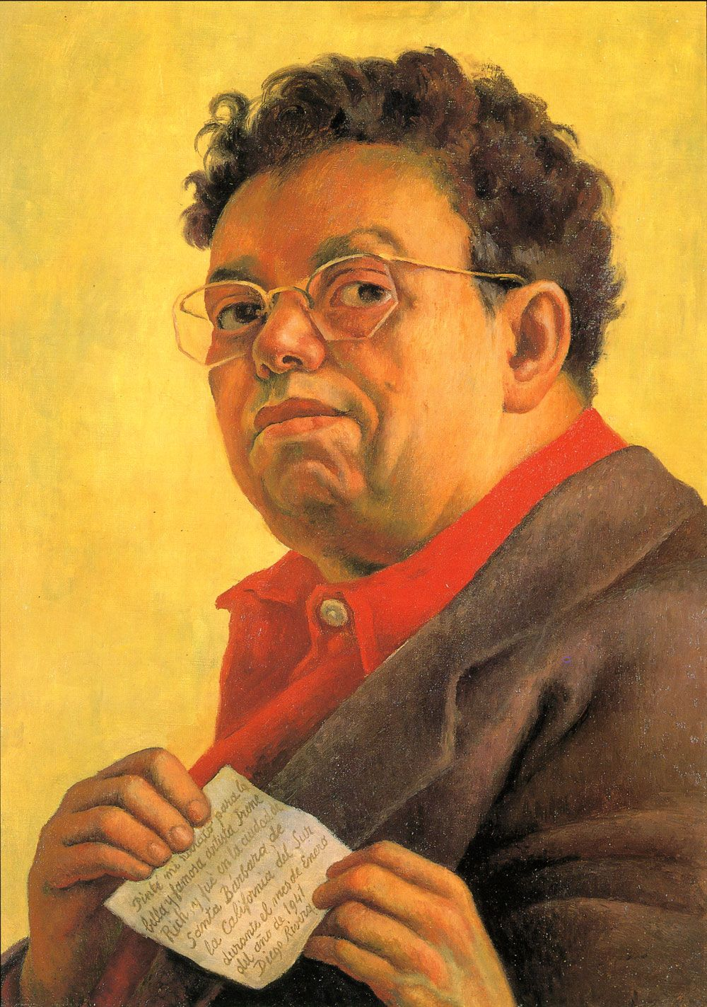Diego Rivera - 1941 -portraits Swoon Over