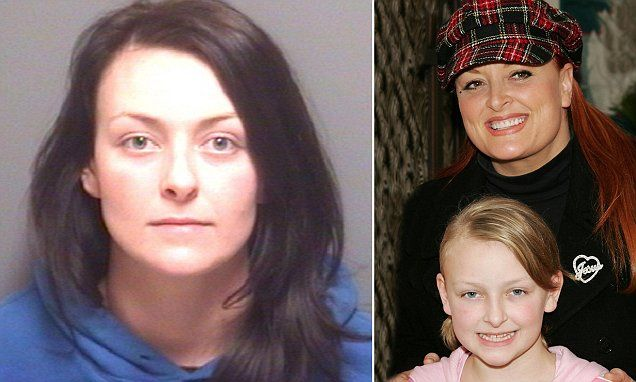 Wynonna Judd's daughter was arrested at a Walgreen's for cooking meth