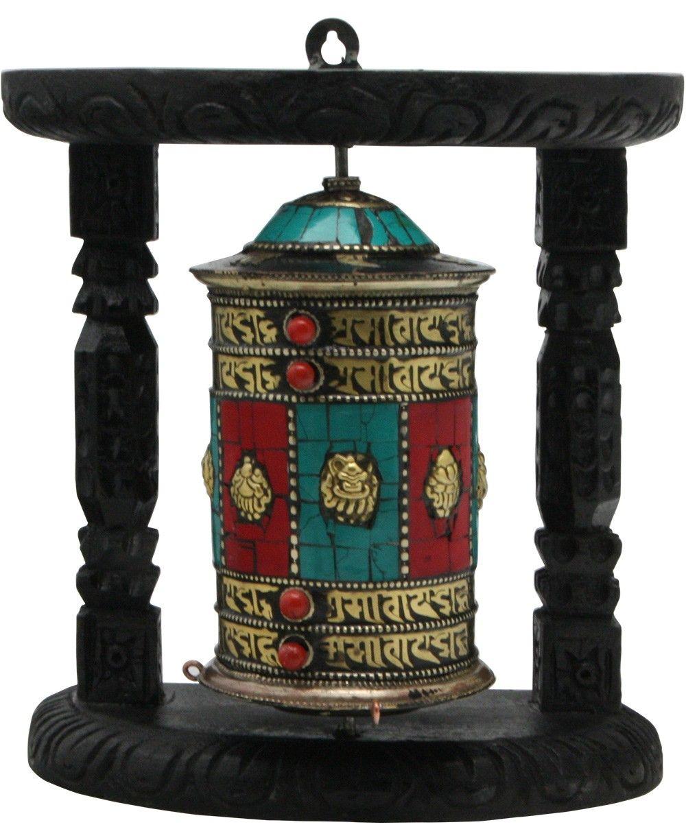 Auspicious symbols buddhist prayer wheel buddhists nepal and auspicious symbols buddhist prayer wheel biocorpaavc Images