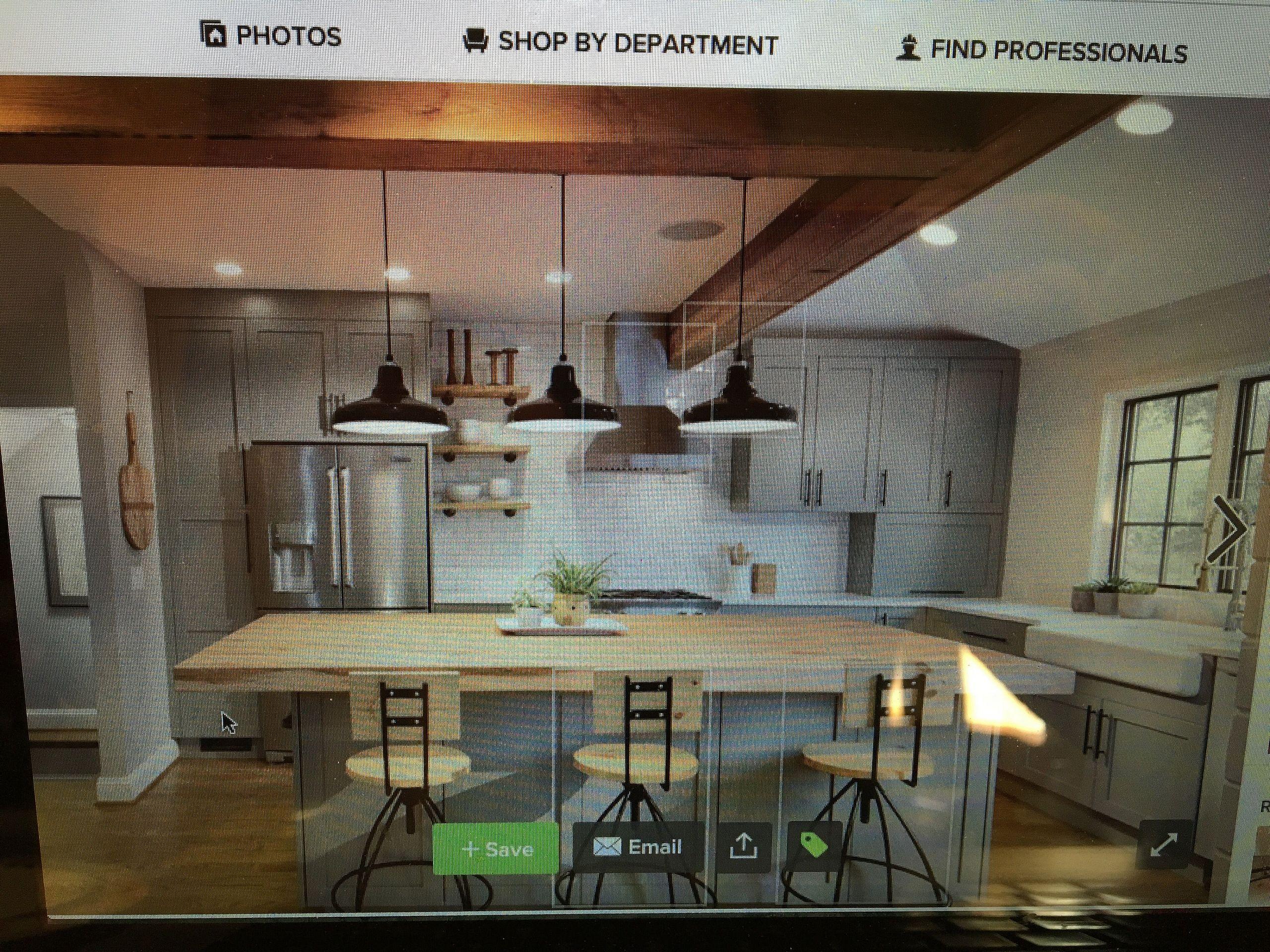 New Houzz Kitchen Stone Kitchen Design Country Kitchen Outdoor Kitchen Cabinets