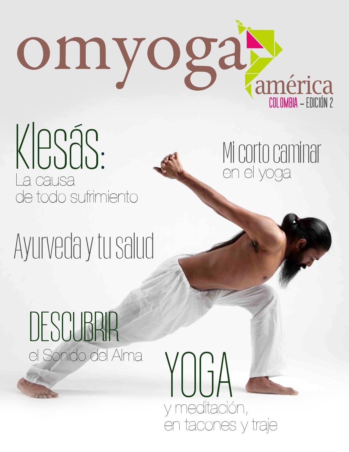 Om yoga América edición Colombia   Proyectos que intentar   Colombia ...
