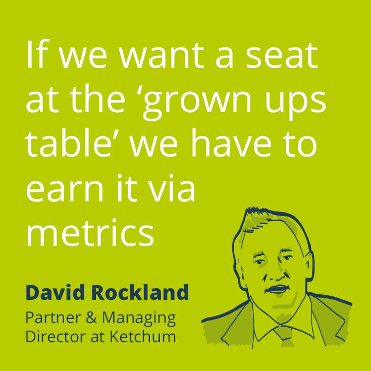 David Rocklan Public Relations Quote