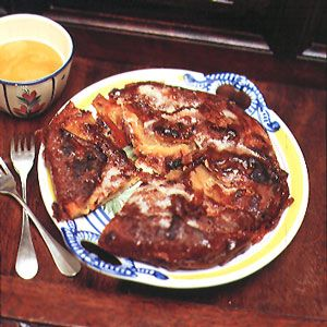 Kouign Amann (Breton Butter Cake) Recipe #kouignamannrecette