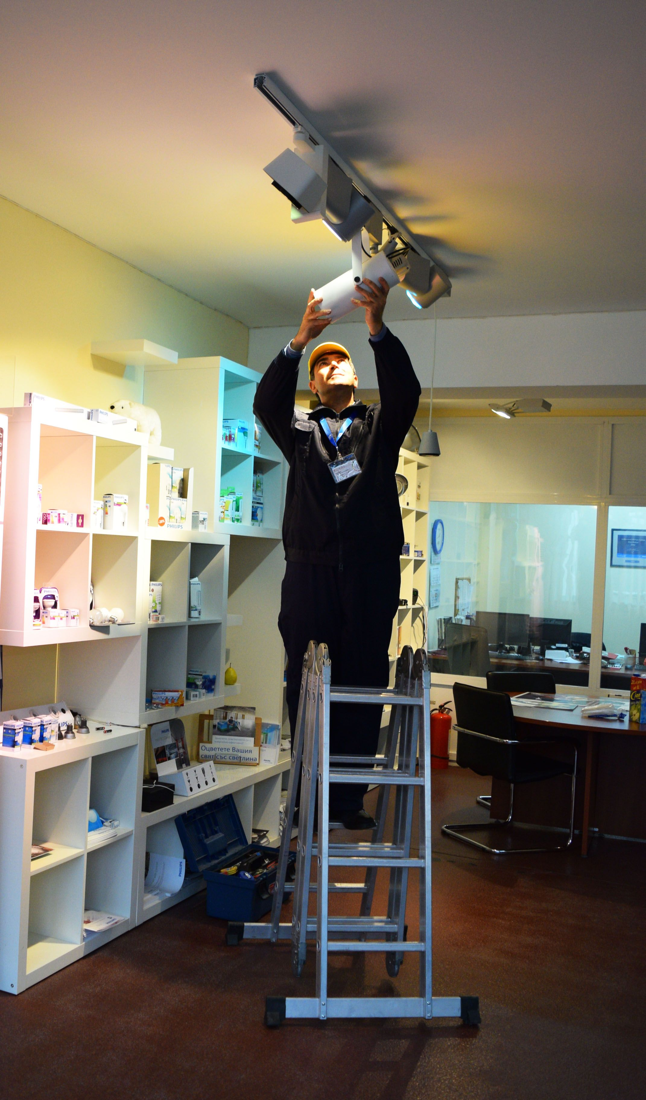 Office electrical installation Electrical installation