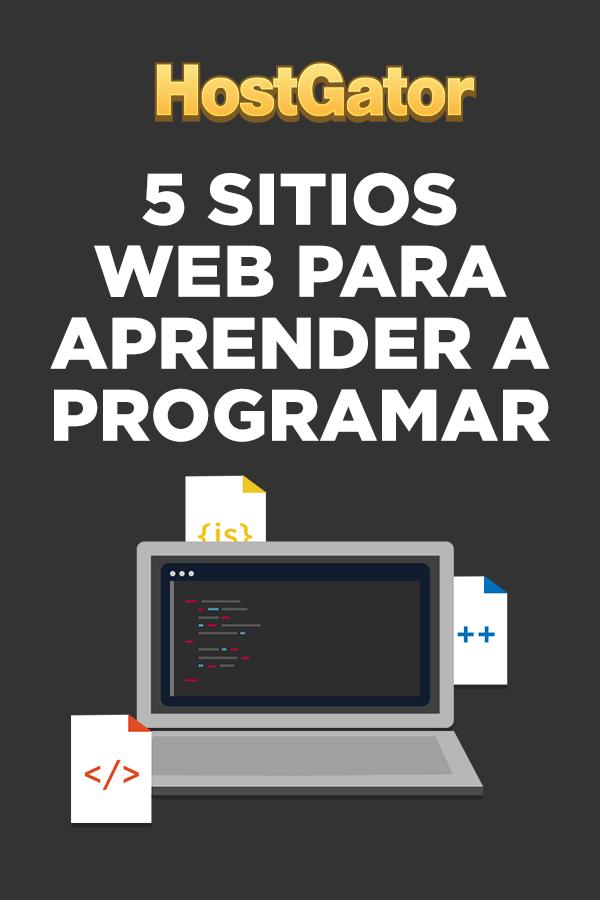 Sitios web para aprender a programar en 2020 | Informatica y ...