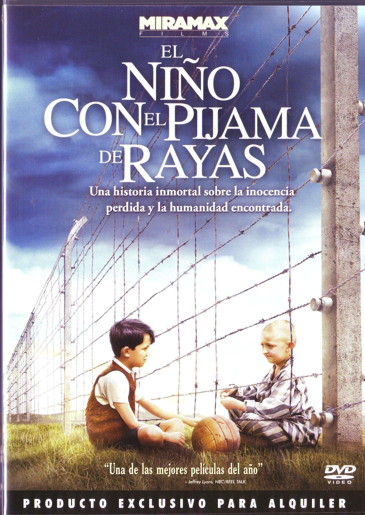 El niño del pijama de rayas | Libros de Cine | Pinterest