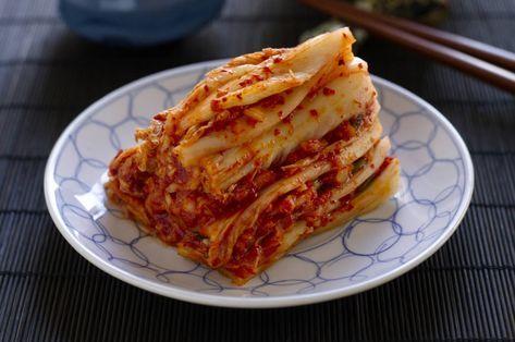 """Der Super-Kohl """"Kimchi"""" ist gesund und lecker!   Rezepte ..."""