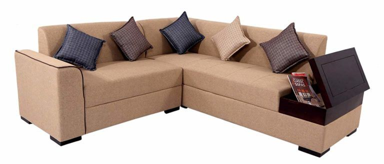 11 Amazing L Shaped Sofa Designs For Living Rooms In India L Shaped Sofa Sofa Design L Shaped Sofa Designs