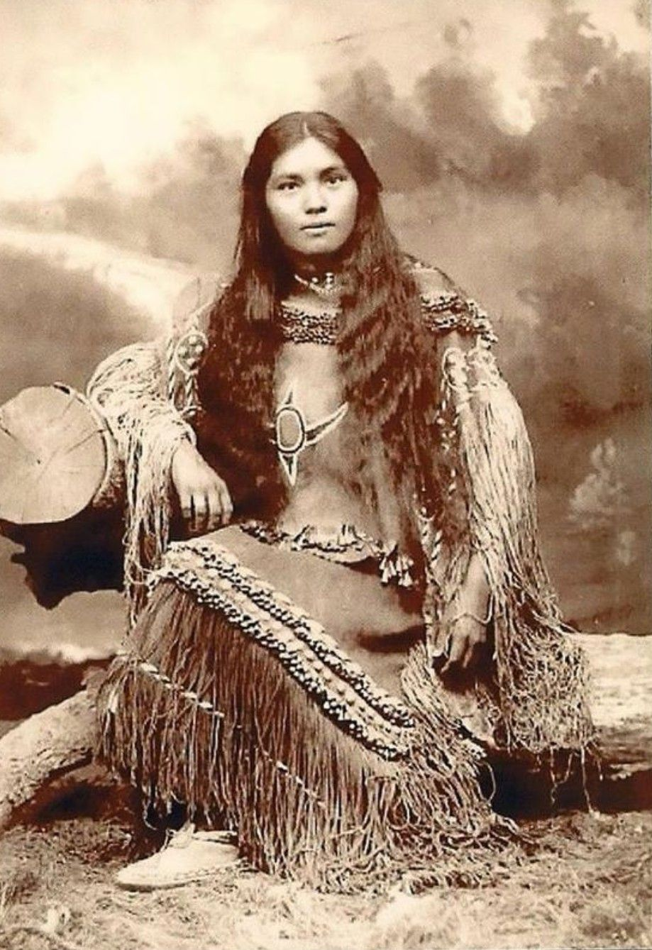 cherokee lady | first nations of north america | native