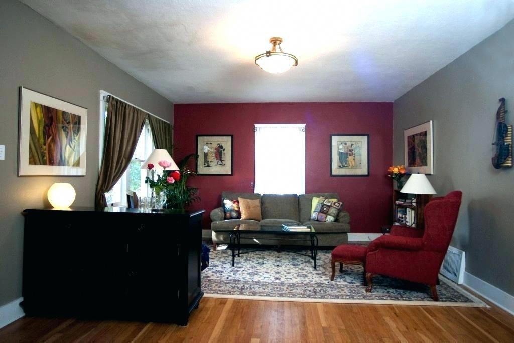 32 Ideen Fur Wohnzimmerfarben Mit Akzentwanden Ist Das Malen Eines Raums Das Beste Akzent Maroon Living Room Burgundy Living Room Living Room Color Schemes