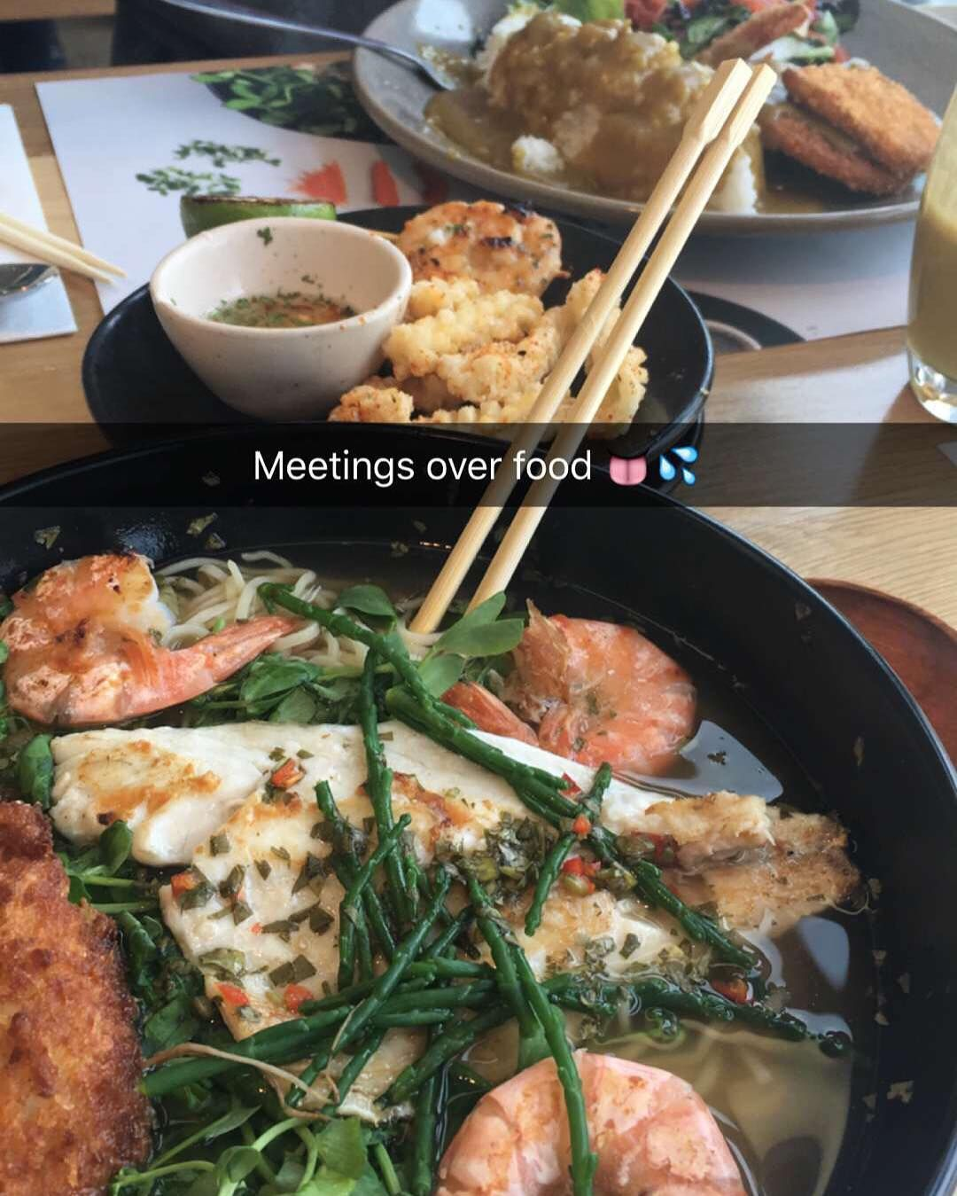 Mmmmm business meetings over food is always a good idea going to mmmmm business meetings over food is always a good idea going to find the recipe forumfinder Gallery