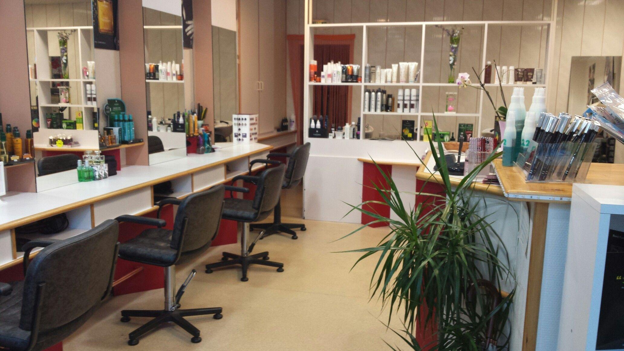 Epingle Par City Coiffure Sur Salon City Coiffure Brest Salon