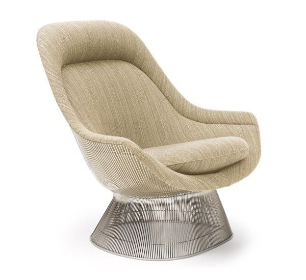 Designed By Warren Platner For Knoll, Platner Easy Chair Is Part Of Platner  Collection And