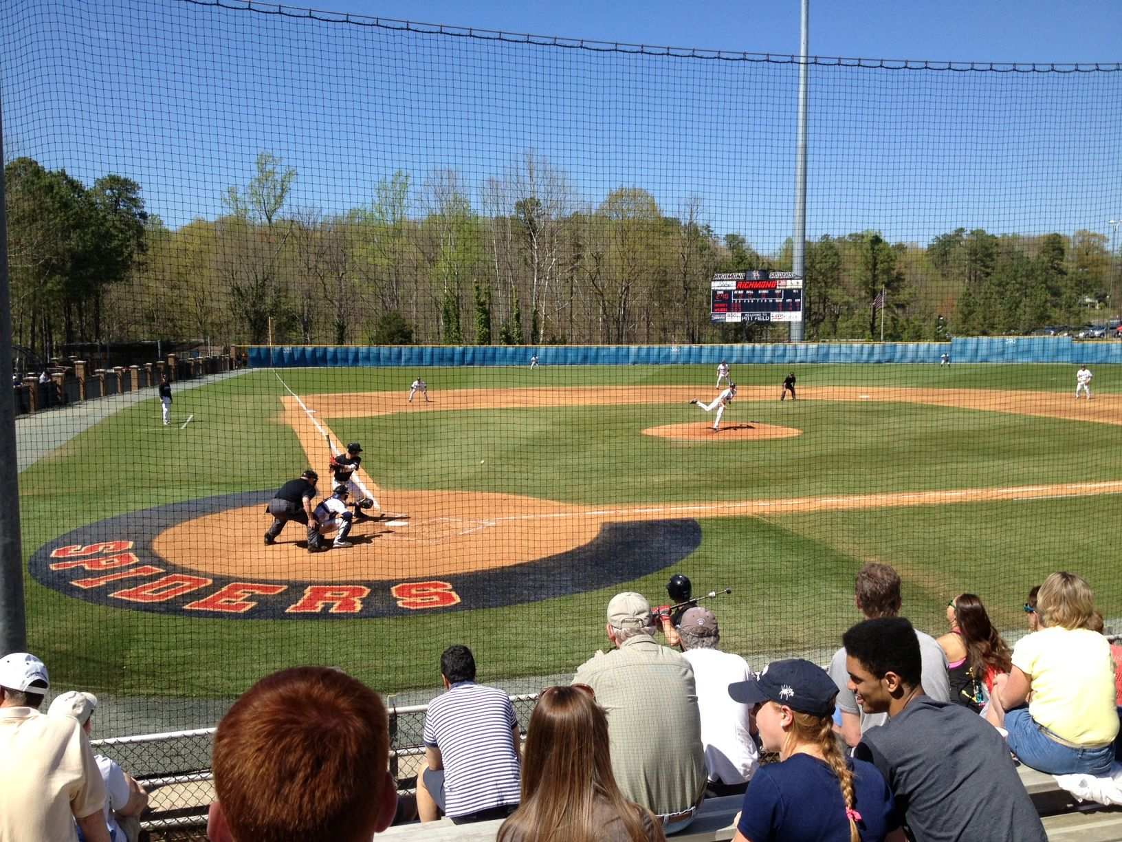 University Of Richmond Richmond Va Baseball Stadium University Of Richmond College Baseball