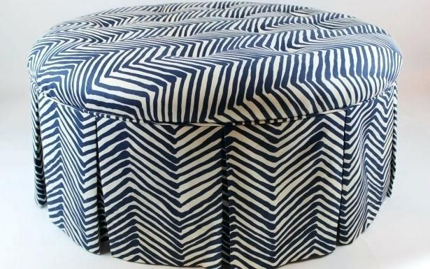 Fabulous Round Blue Tufted Ottoman Velvet Vintage Threshold Square Caraccident5 Cool Chair Designs And Ideas Caraccident5Info