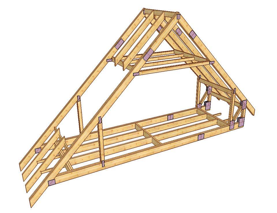 Image result for dormer framing | Building Construction | Pinterest ...